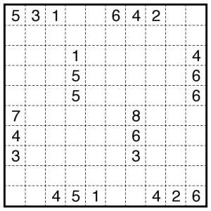 fillomino-checkered