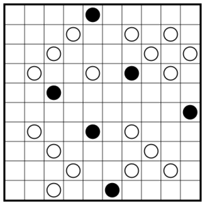 masyu-corners