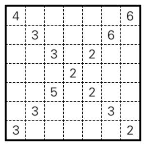 checkered-x